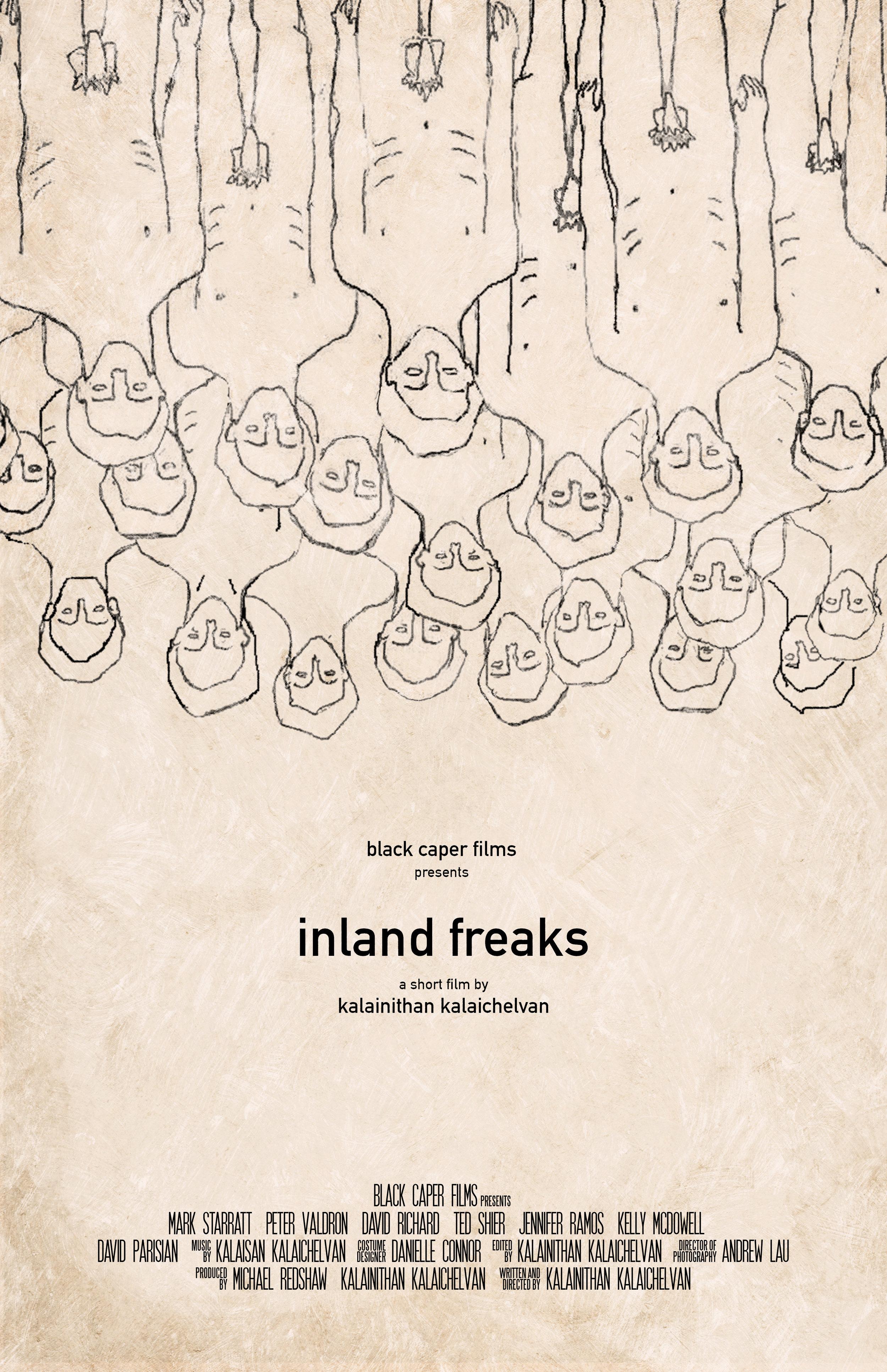 INLAND FREAKS  (2017)