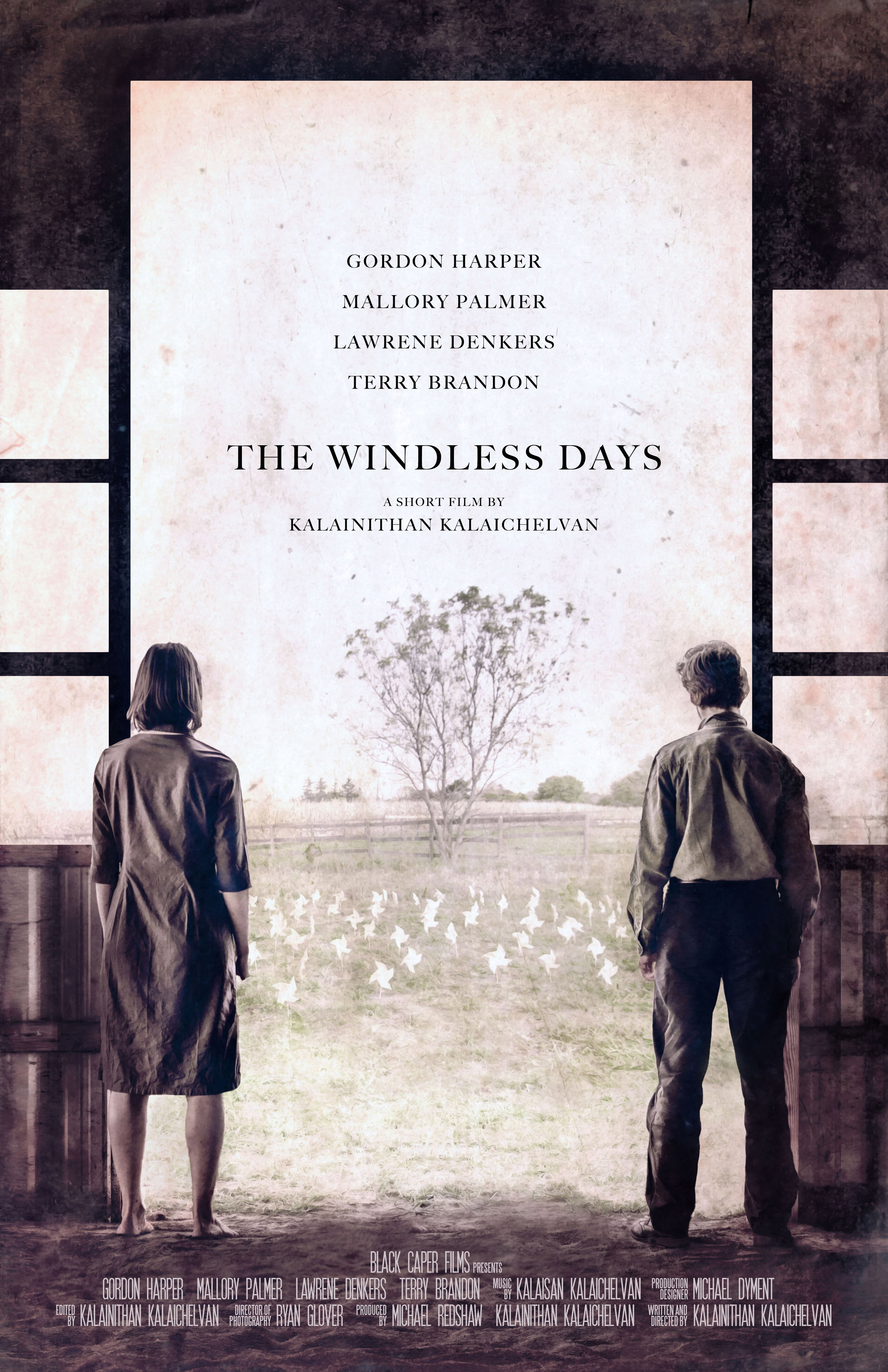 THE WINDLESS DAYS  (2018)