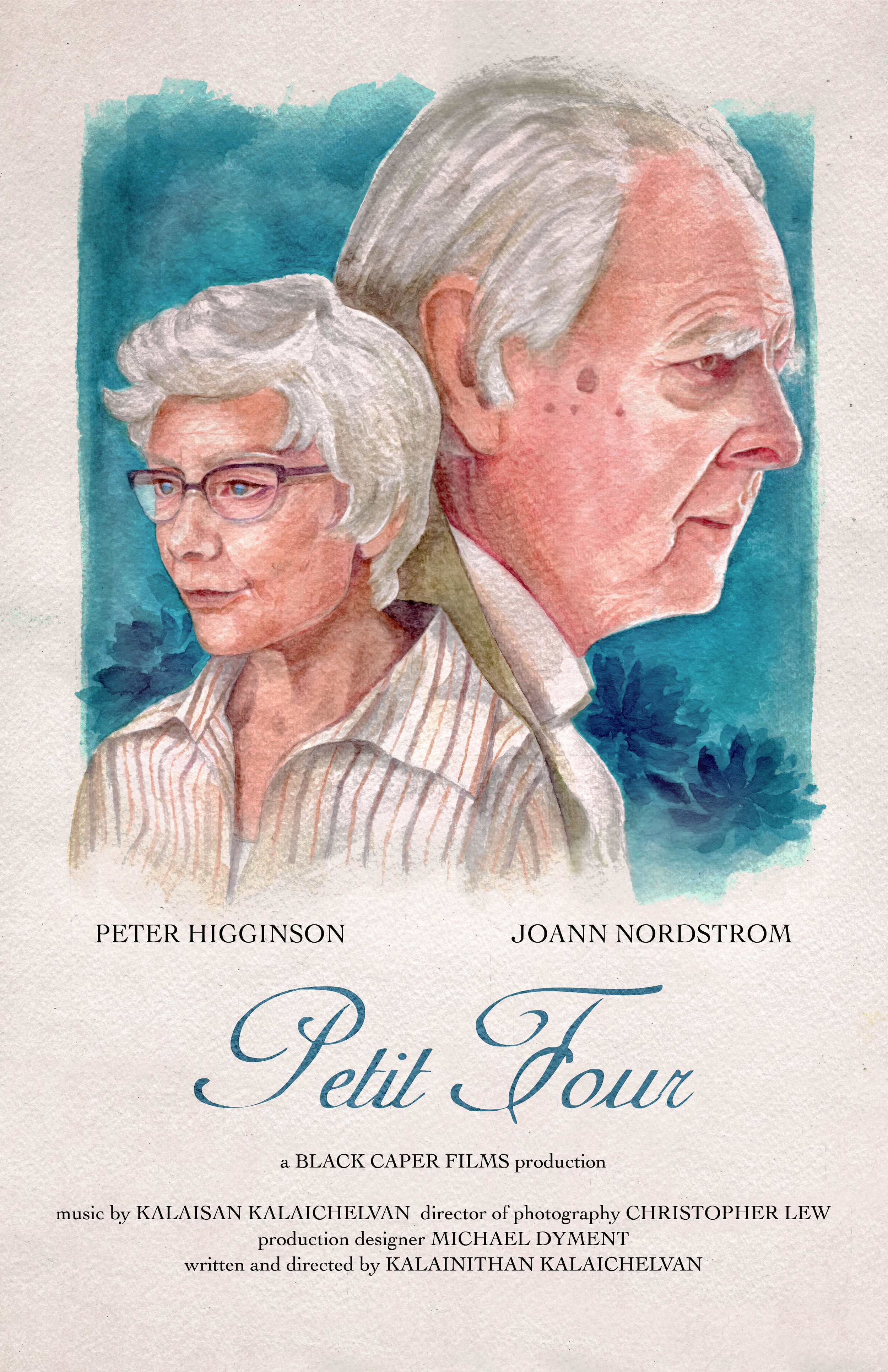 PETIT FOUR  (2019)