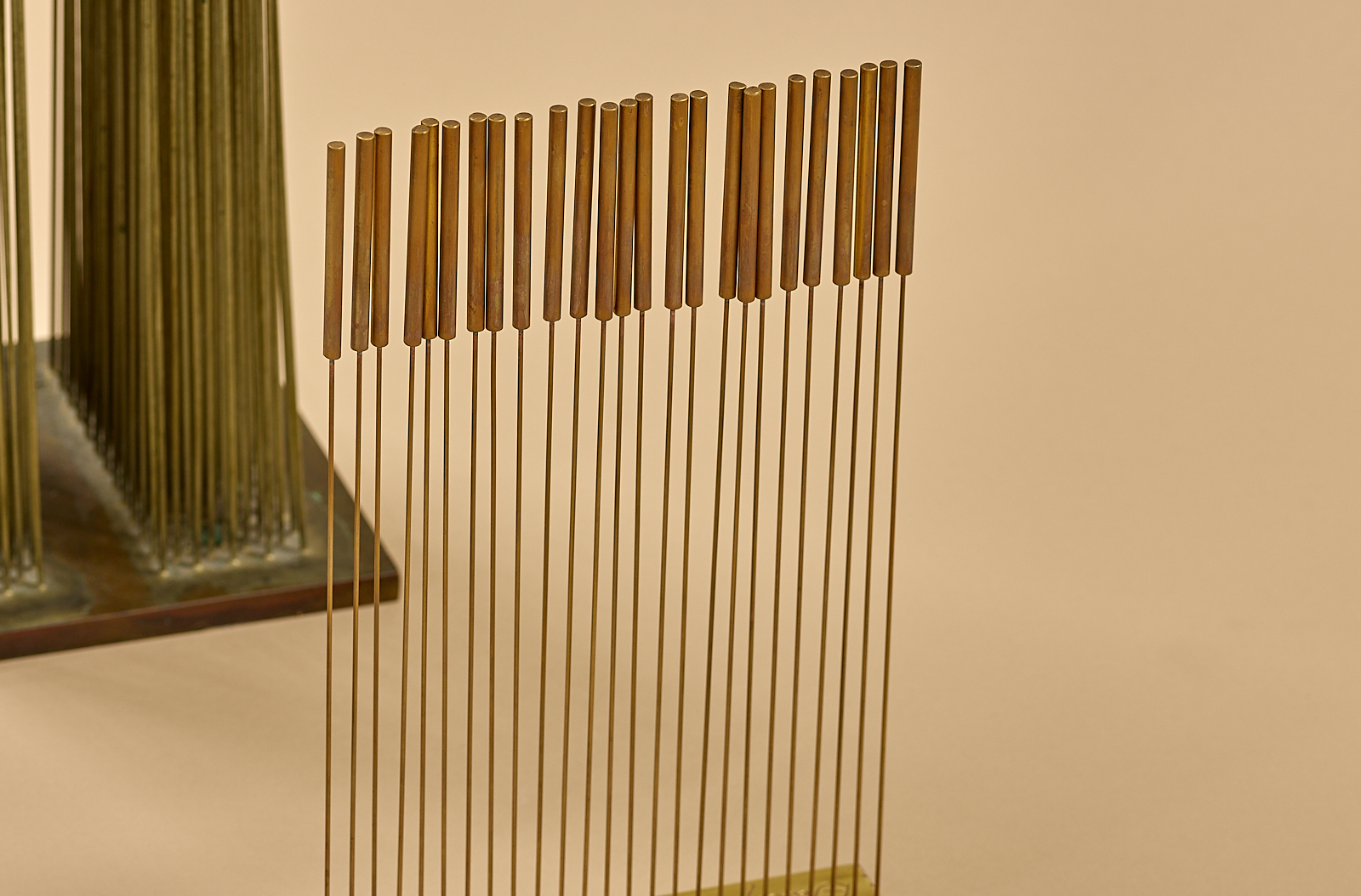 Click here for the Harry Bertoia Foundation Limited Edition Table Tonal ll