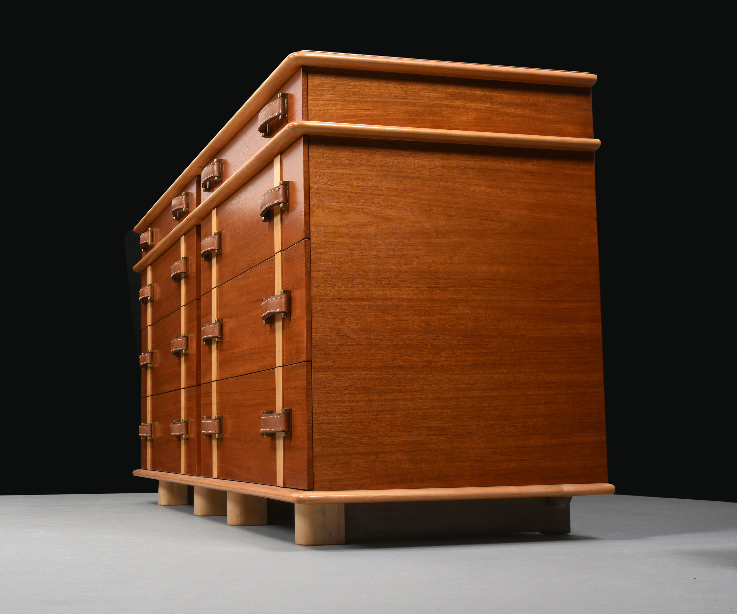 Paul Frankl Cabinet from the Station Wagon Series, ca. 1945