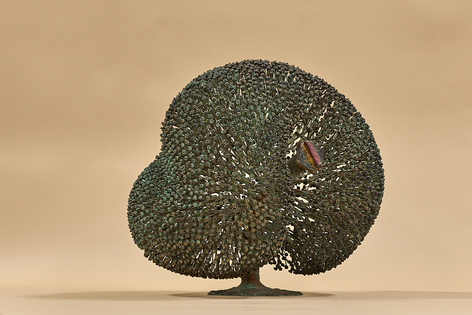 Click here for the rare Harry Bertoia Large Bush Form