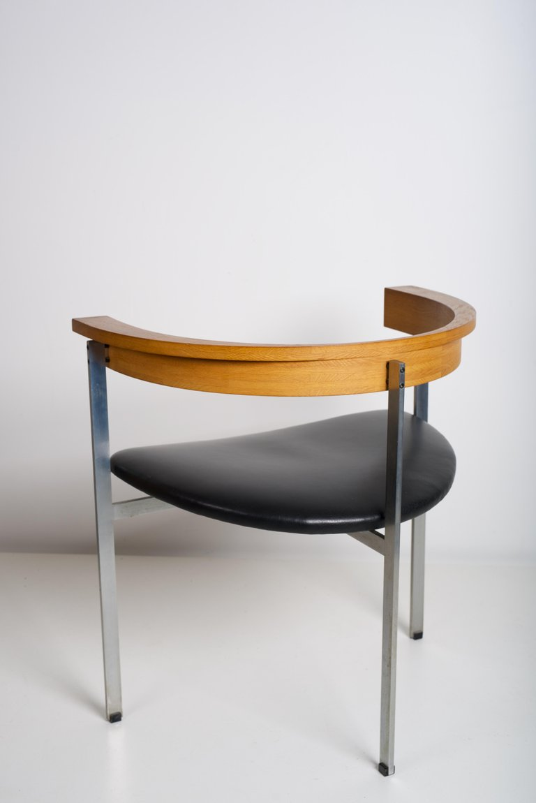 Poul Kjaerholm for E. Kold Christensen, Model PK11, circa 1957