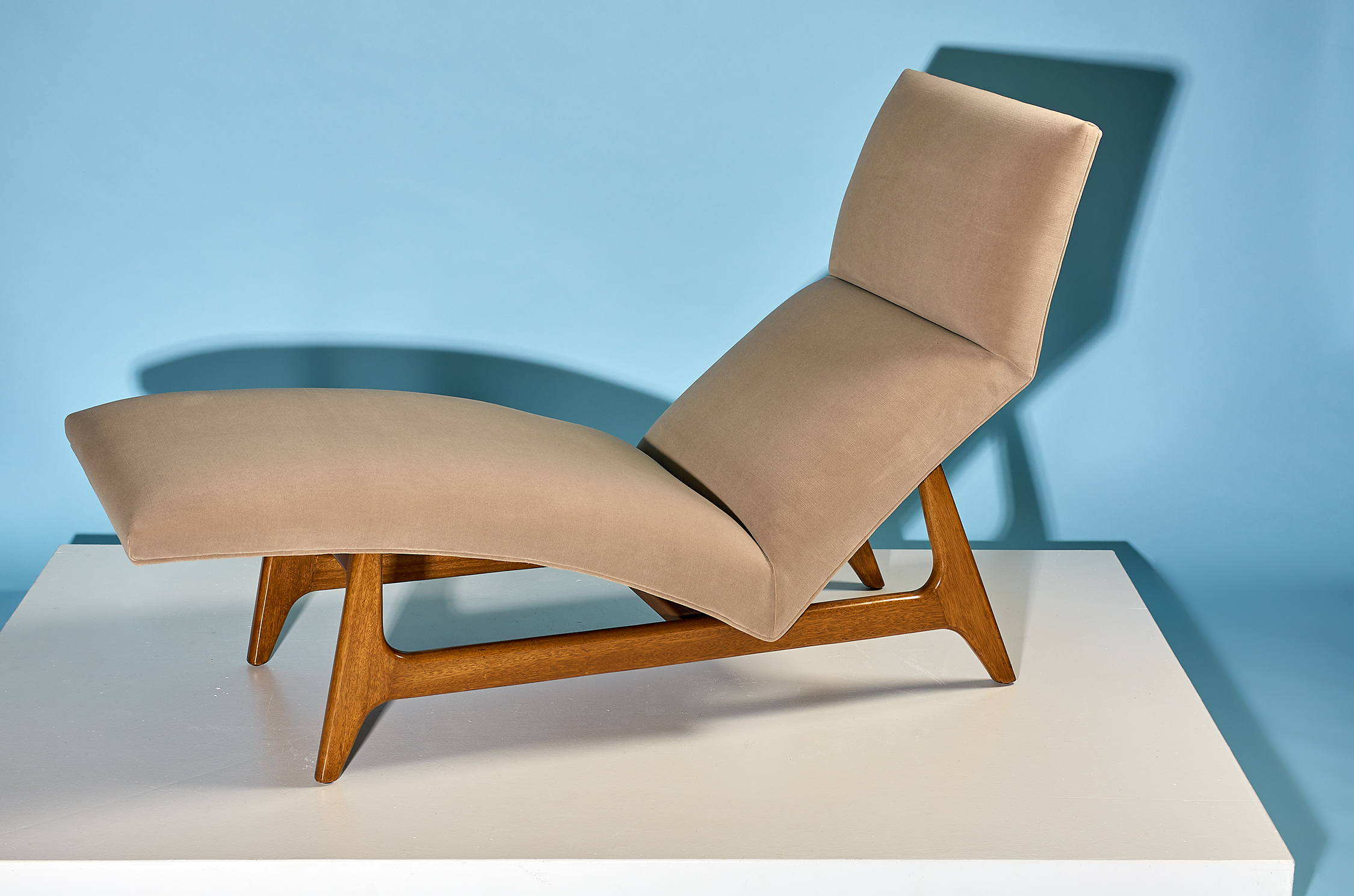 Harvey Probber Chaise