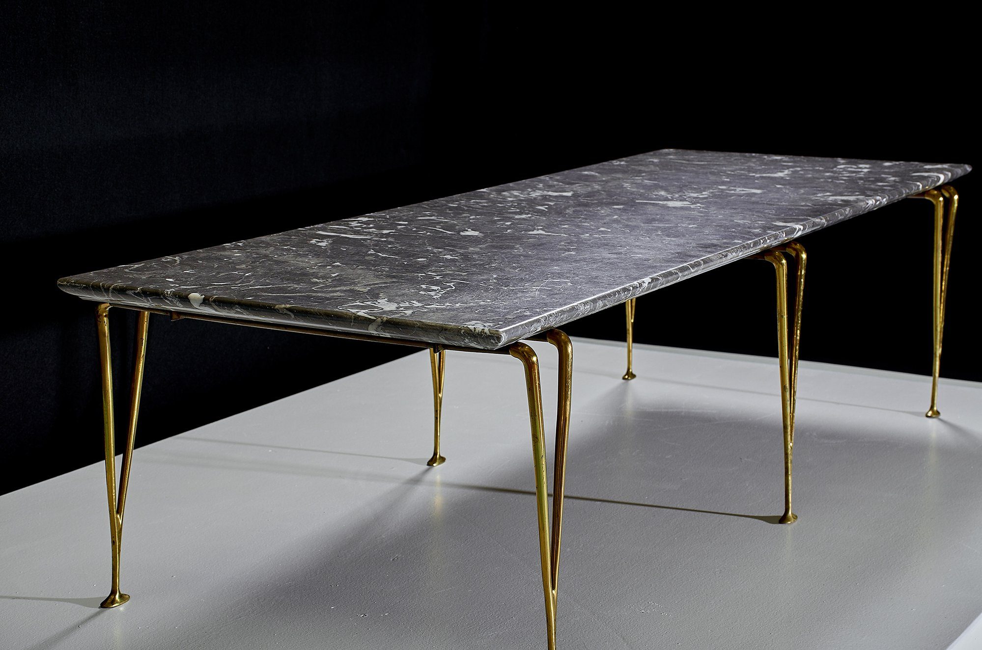 Hugh Acton Marble Coffee Table