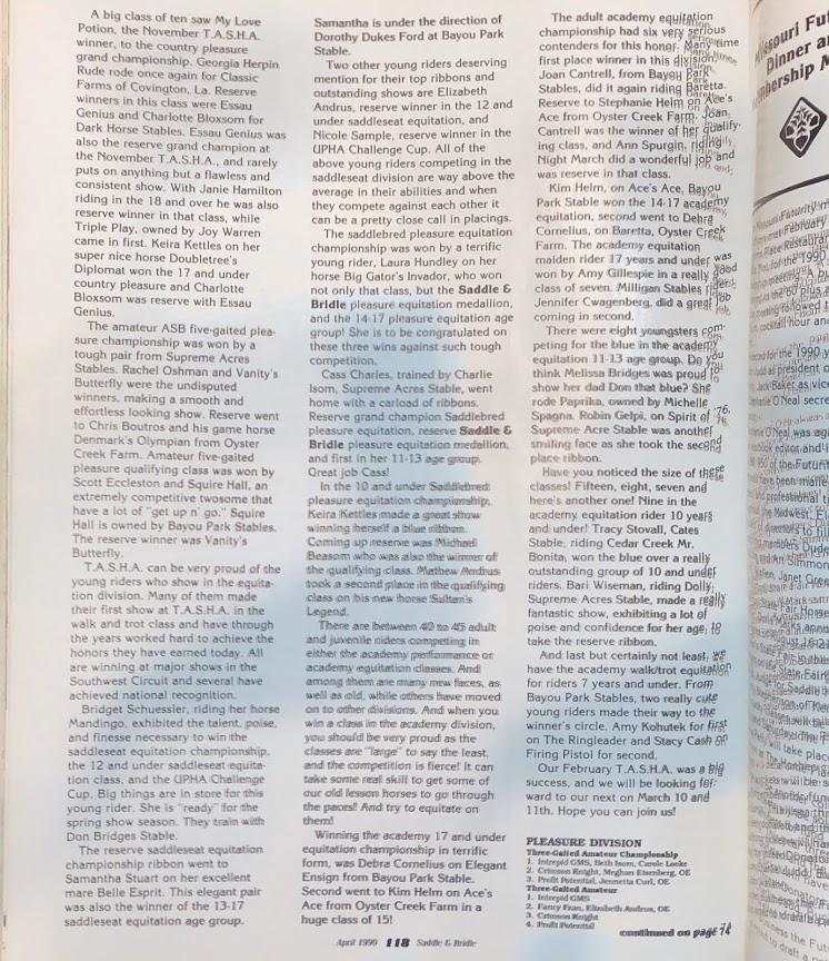 S&B APR 1990