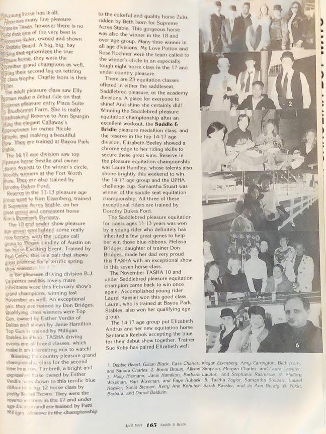 S&B APR 1991