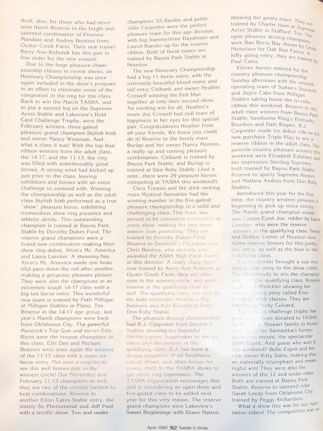 S&B APR 1992