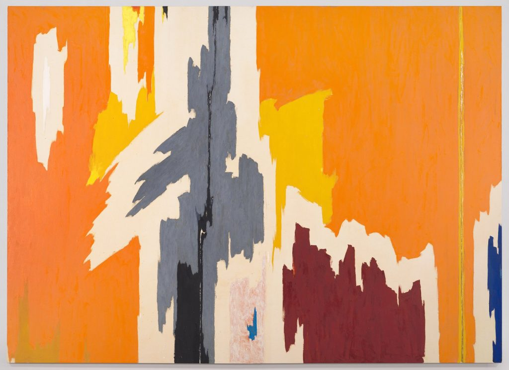Image Credit: Clyfford Still, PH-972, 1959. Oil on canvas, 112 x 155 inches (284.5 x 393.7 cm). © City and County of Denver / ARS, NY.