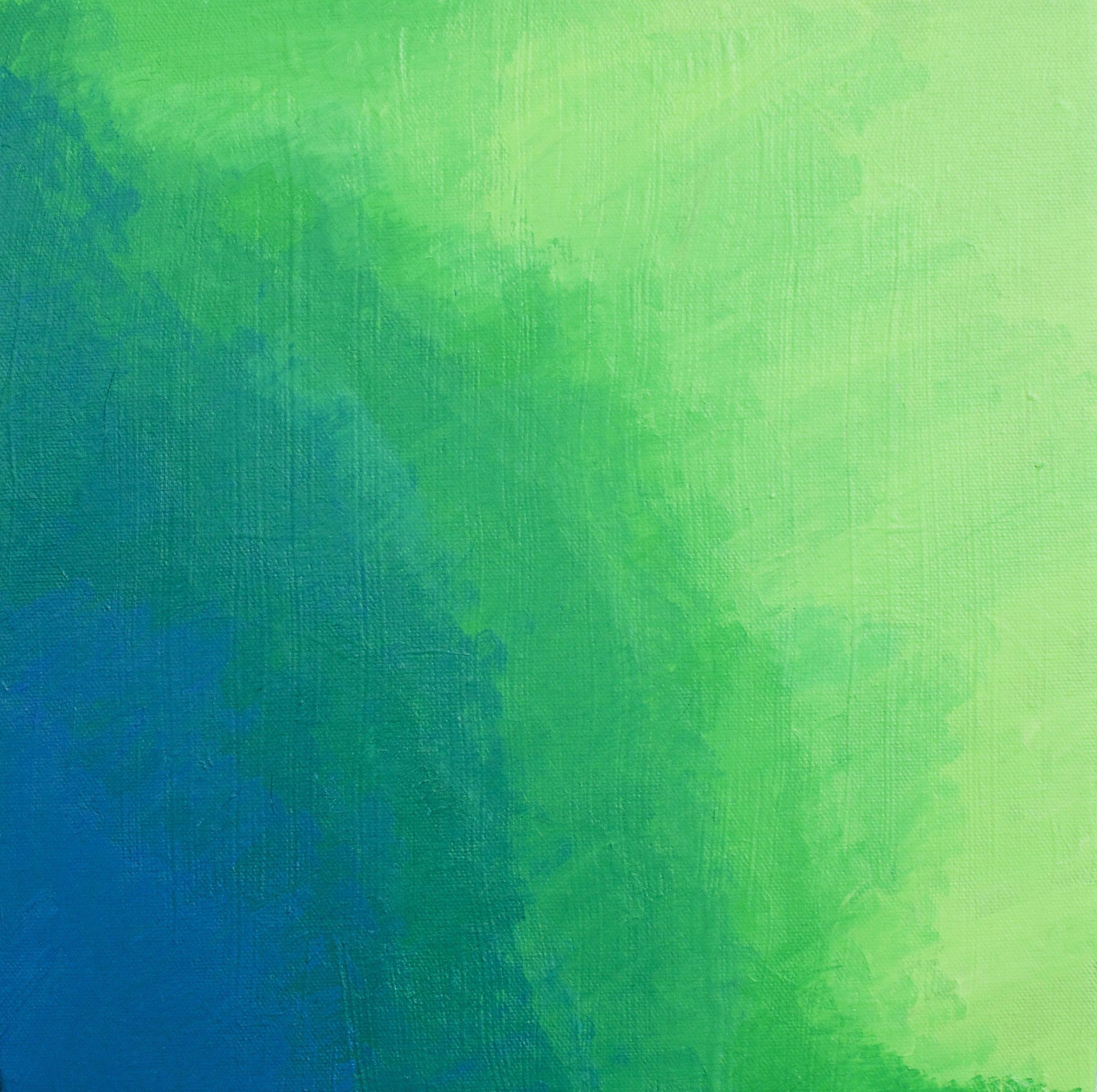 Acrylic on stretch canvas