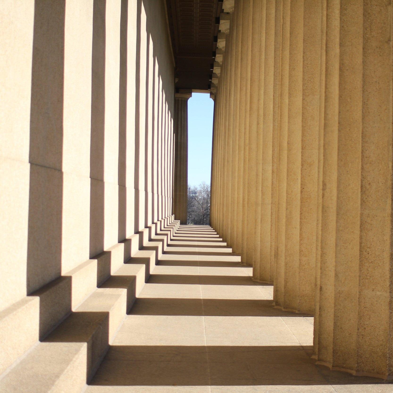 Parthenon In Nashville Tennissee