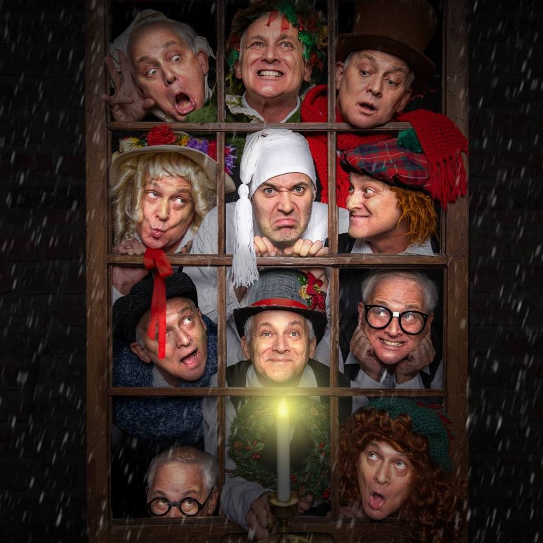 Christmas carol comedy - Now closed. Happy holidays!No Porpoise Productions brings you the Dickens classic, but much much funnier.Learn more about No Porpoise HERE.8 and up