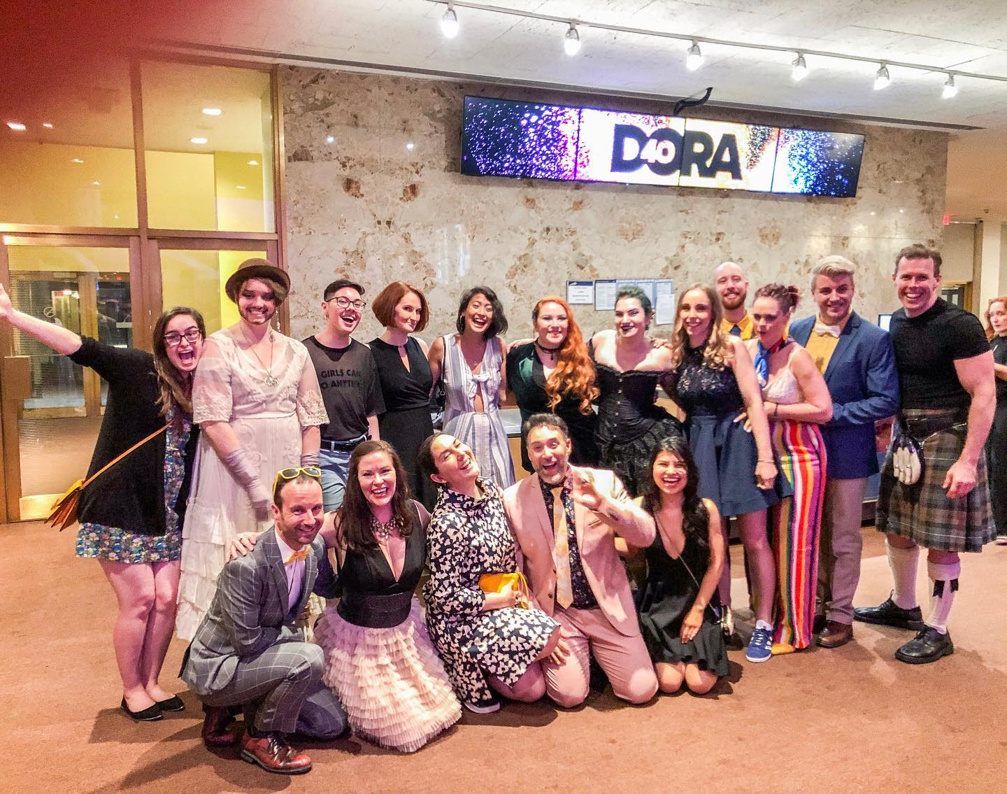 Quality and Quantity - Solar Stage was honoured with 10 Dora Mavor Moore Award nominations for its 2018/2019 season. We led the Theatre for Young Audiences Division for the highest number of nominations this year, and the artists celebrated at the ceremony on June 25th.