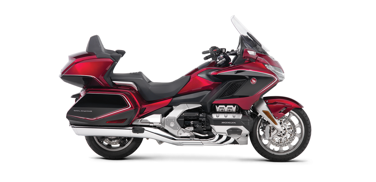 GL1800 Goldwing Tour Premium - See the Full SpecificationsArrange a Demo →