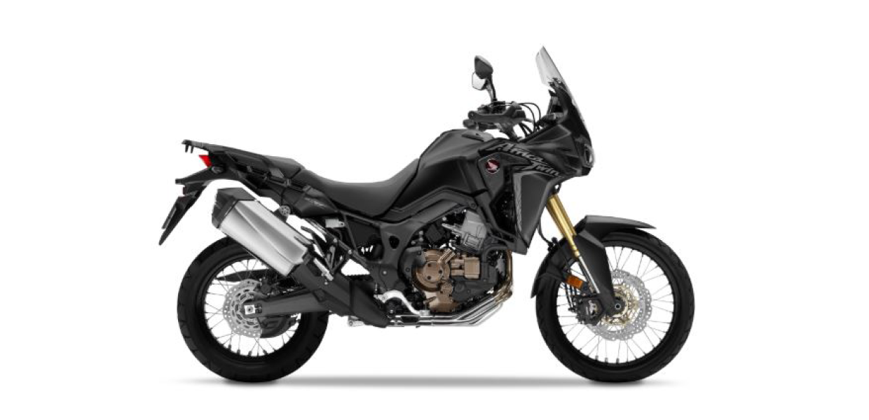 CRF1000L Africa Twin - See the Full SpecificationsArrange a Demo →