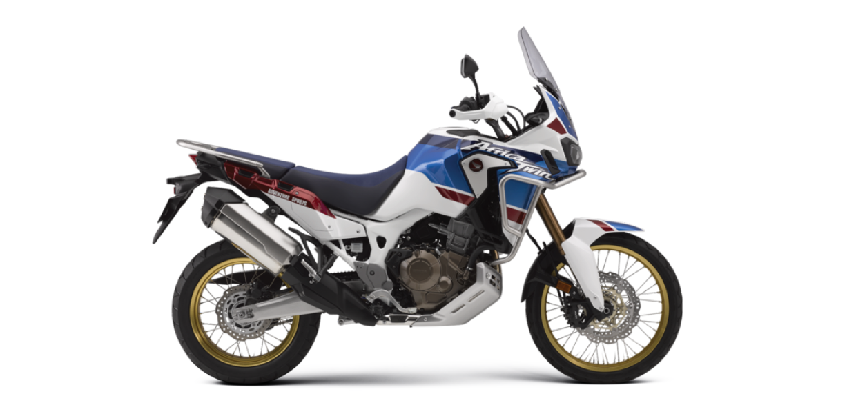 CRF1000L Africa Twin Adventure Sports - See the Full SpecificationsArrange a Demo →
