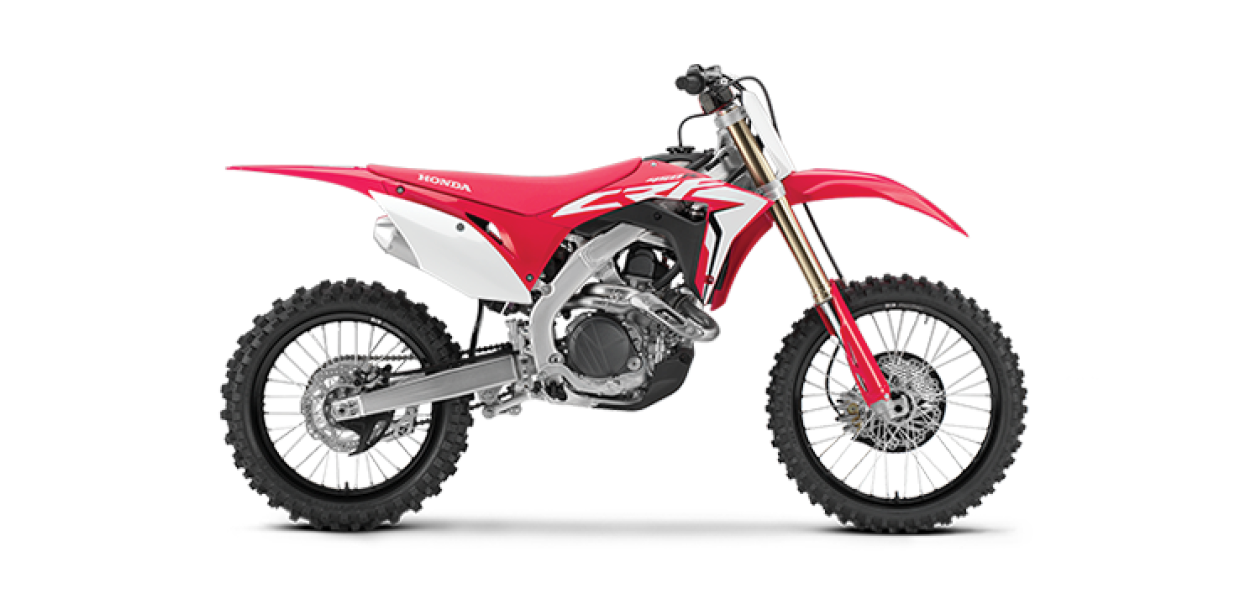 CRF450R - See the Full SpecificationsArrange a Demo →