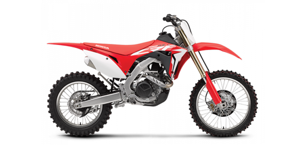 CRF450RX - See the Full SpecificationsArrange a Demo →