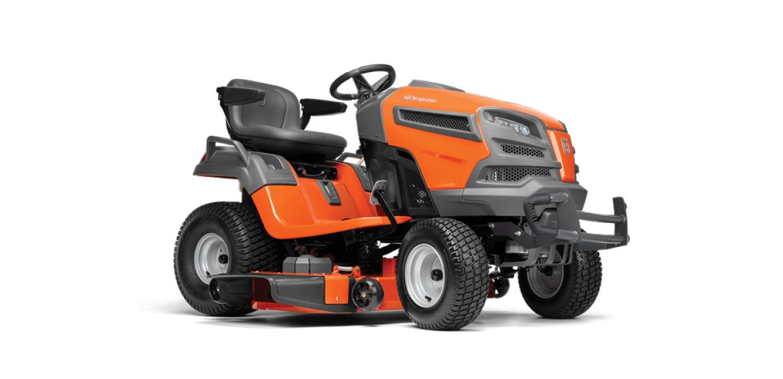 Garden Tractors - See the Range at Husqvarna →