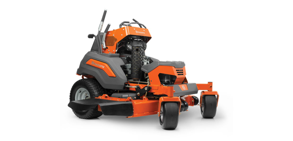 Compact Stand-On Mowers - See the Range at Husqvarna →