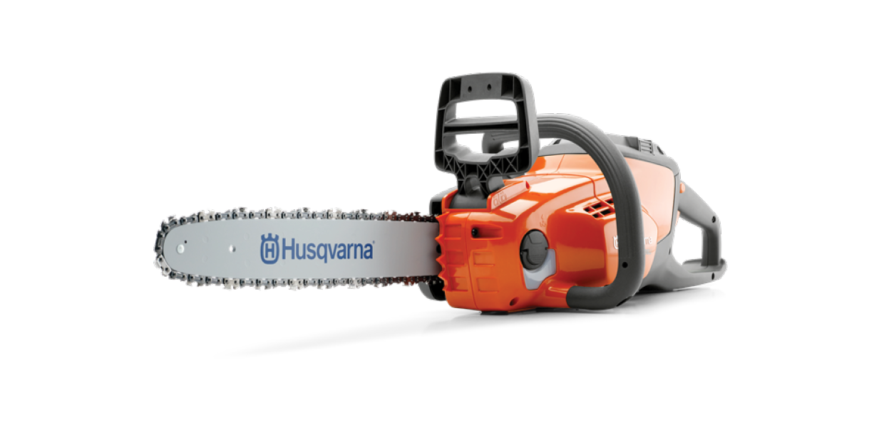 Battery Chainsaws - See the Range at Husqvarna →