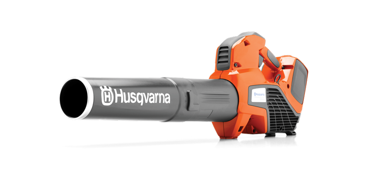 Battery Blowers - See the Range at Husqvarna →