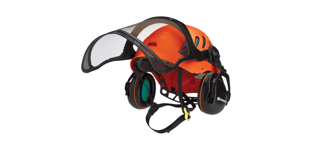 Personal Protective Equipment - See the Range at Husqvarna →