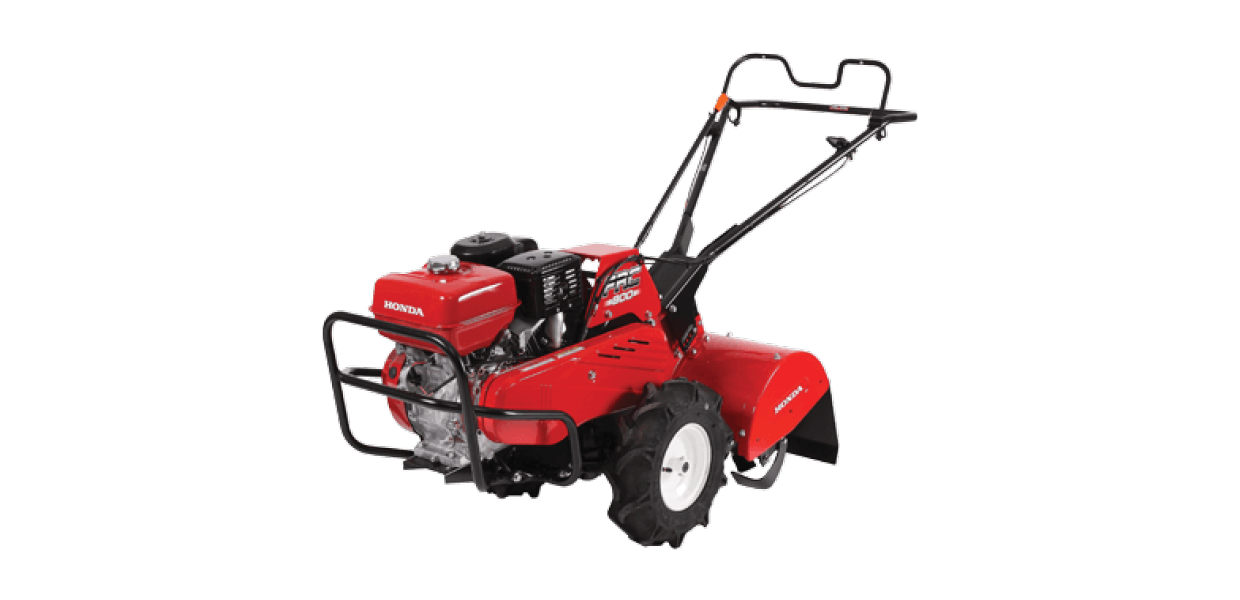 Tillers - See the Range at Honda Power Equipment NZ →