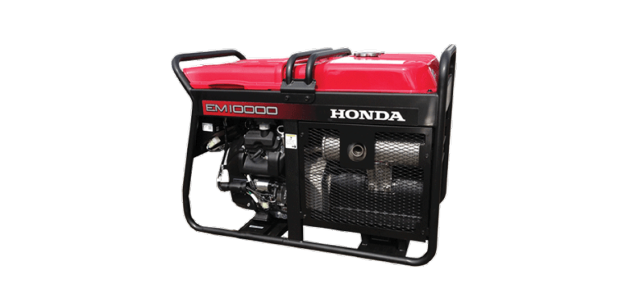 Industrial Range - See the Range at Honda Power Equipment NZ →