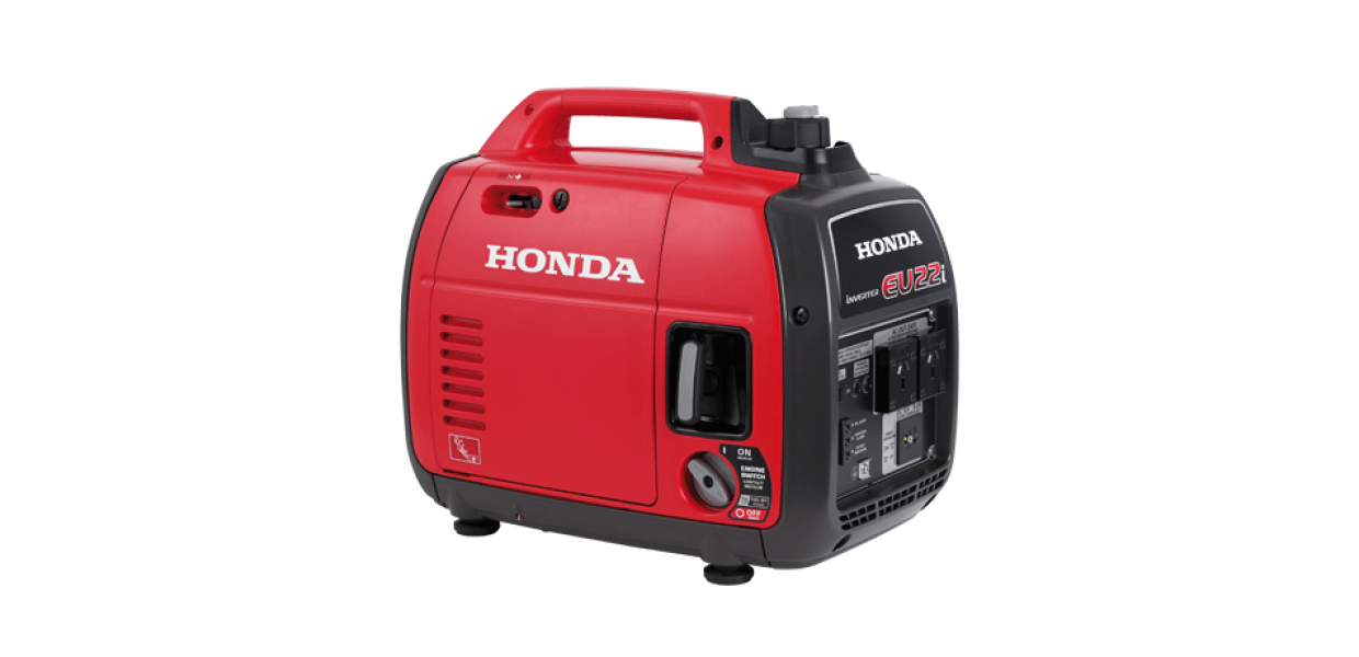 Inverter Range - See the Range at Honda Power Equipment NZ→