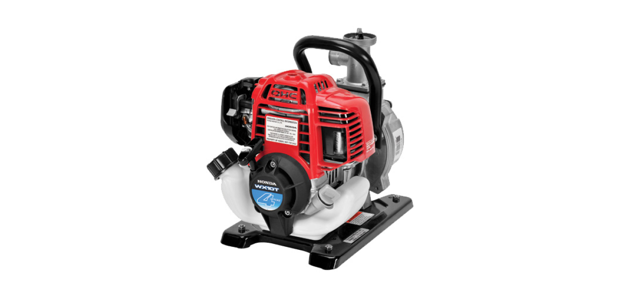 Portable Pumps - See the Range at Honda Power Equipment NZ →