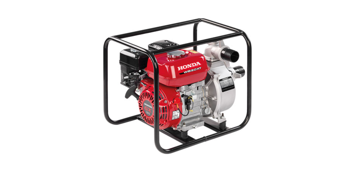 Medium Duty Pumps - See the Range at Honda Power Equipment NZ →
