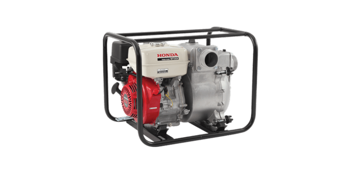 Trash Pumps - See the Range at Honda Power Equipment NZ →