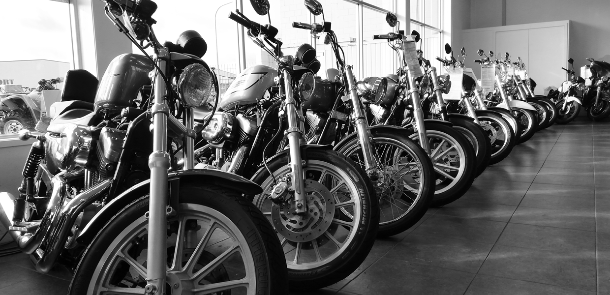 Impressive Street Line-up - We hold a large range of used street bikes, including makes and models from Harley Davidson, Triumph, Indian, BMW, Royal Enfield and more.See what's on offer →