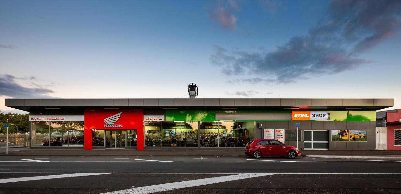 City Honda Horowhenua in Levin