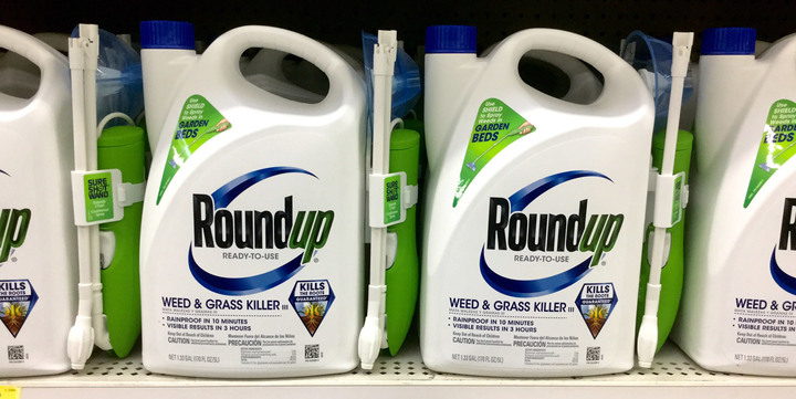 Monsanto's  Roundup:  the most popular glyphosate-based herbicide in the world