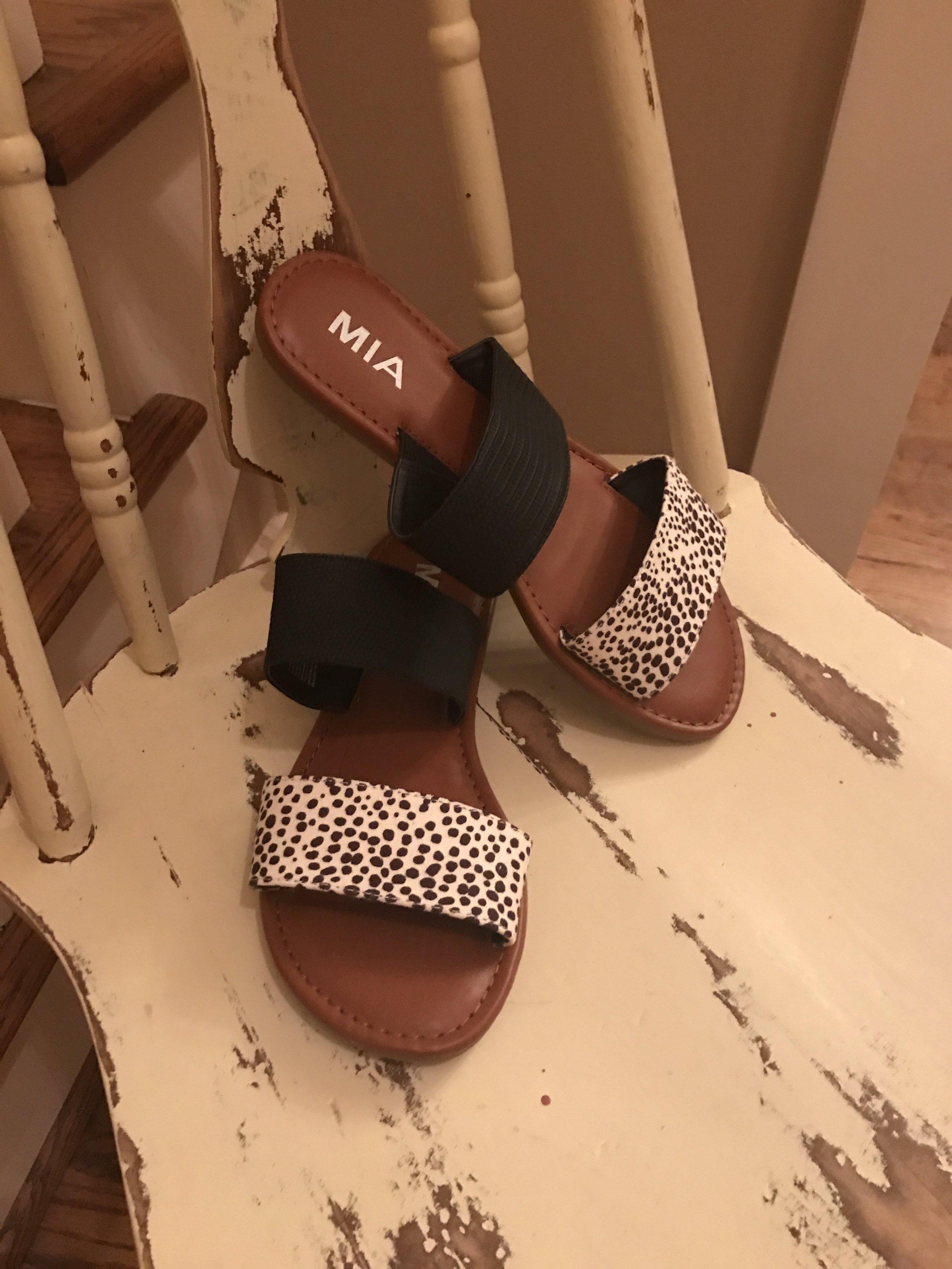 MIA Dottie Slide Sandal