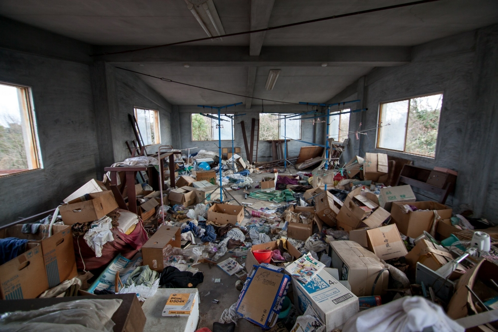 Room full of garbage - working with technical debt