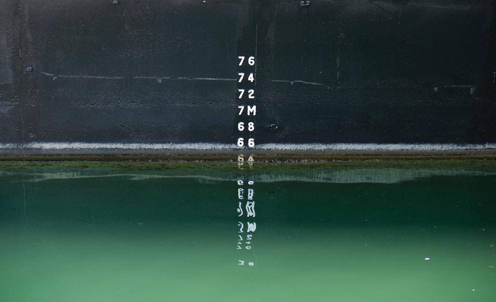 Measuring depth of water - measuring impact of the dojo