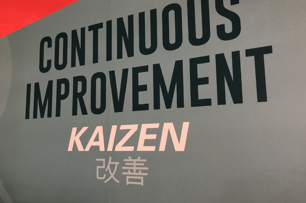 Kaizen and Continuous Improvement
