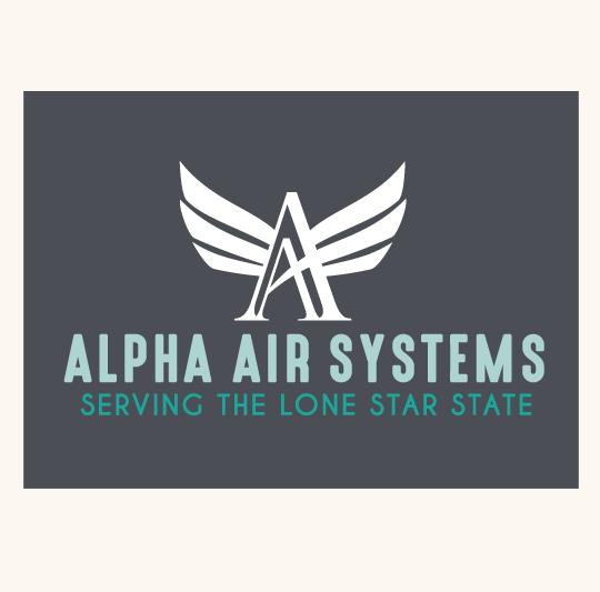 ALPHA AIR SYSTEMS   logo