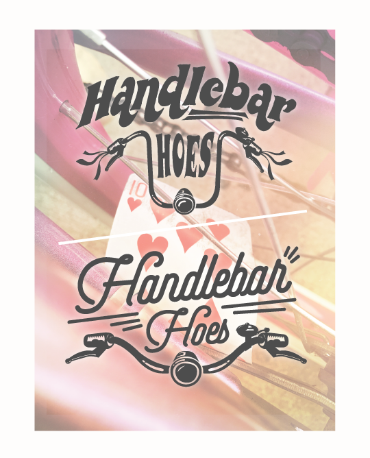 Handle Bar Hoes   logo