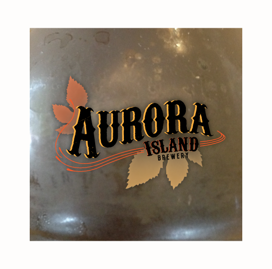 Aurora Island Brewery   logo
