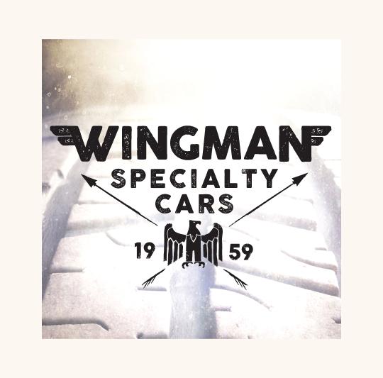 WINGMAN Specialty Cars   logo