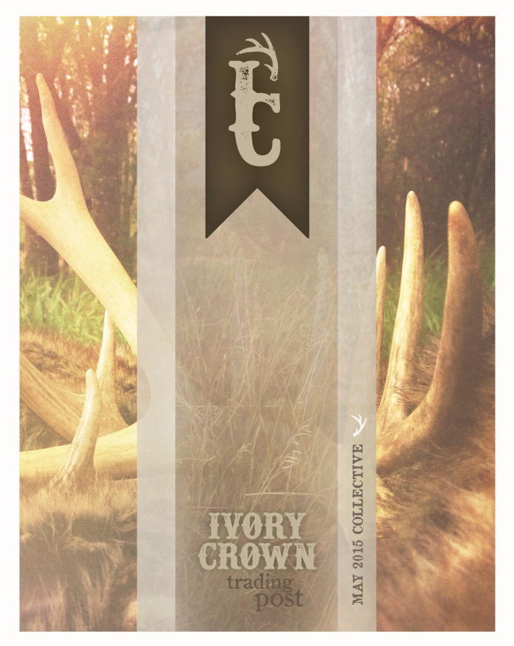 IVORY CROWN Trading Post   Print / Cover