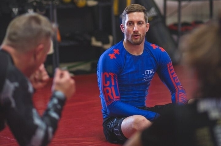 BENJAMIN MAY - DIRECTOR OF OPERATIONSBRAZILIAN JIU JITSU COACH