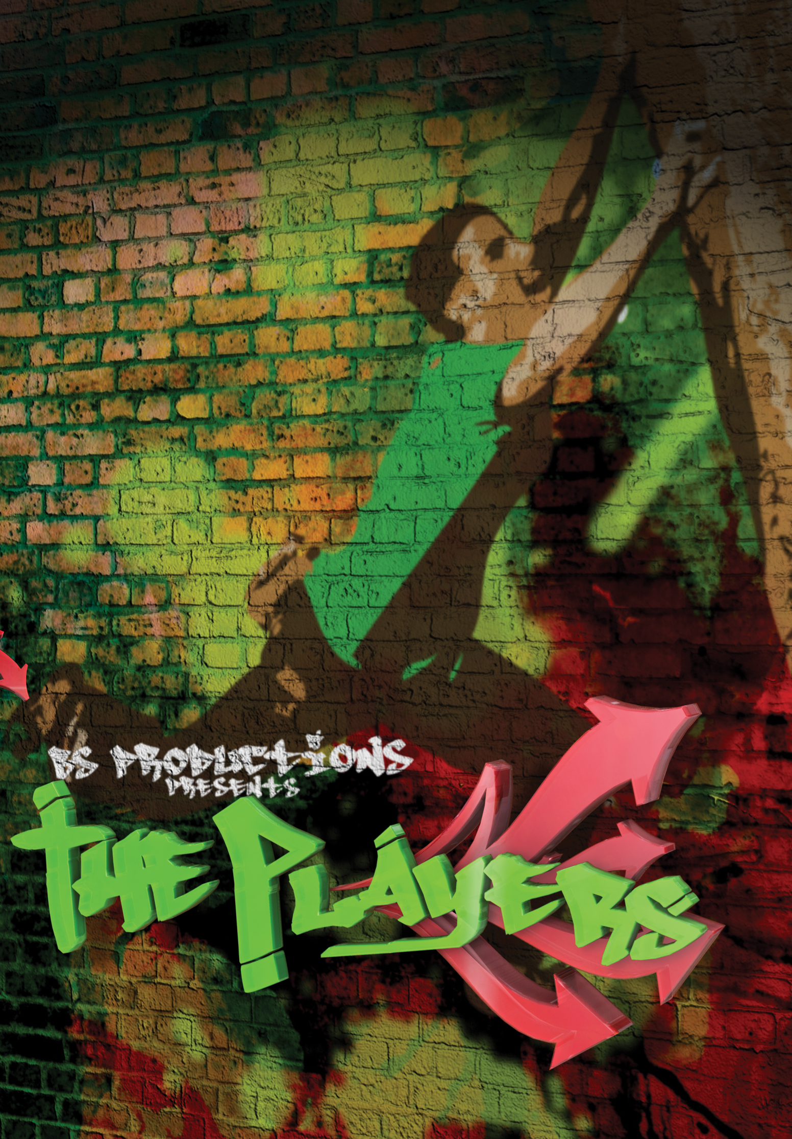 The Players DVD Cover