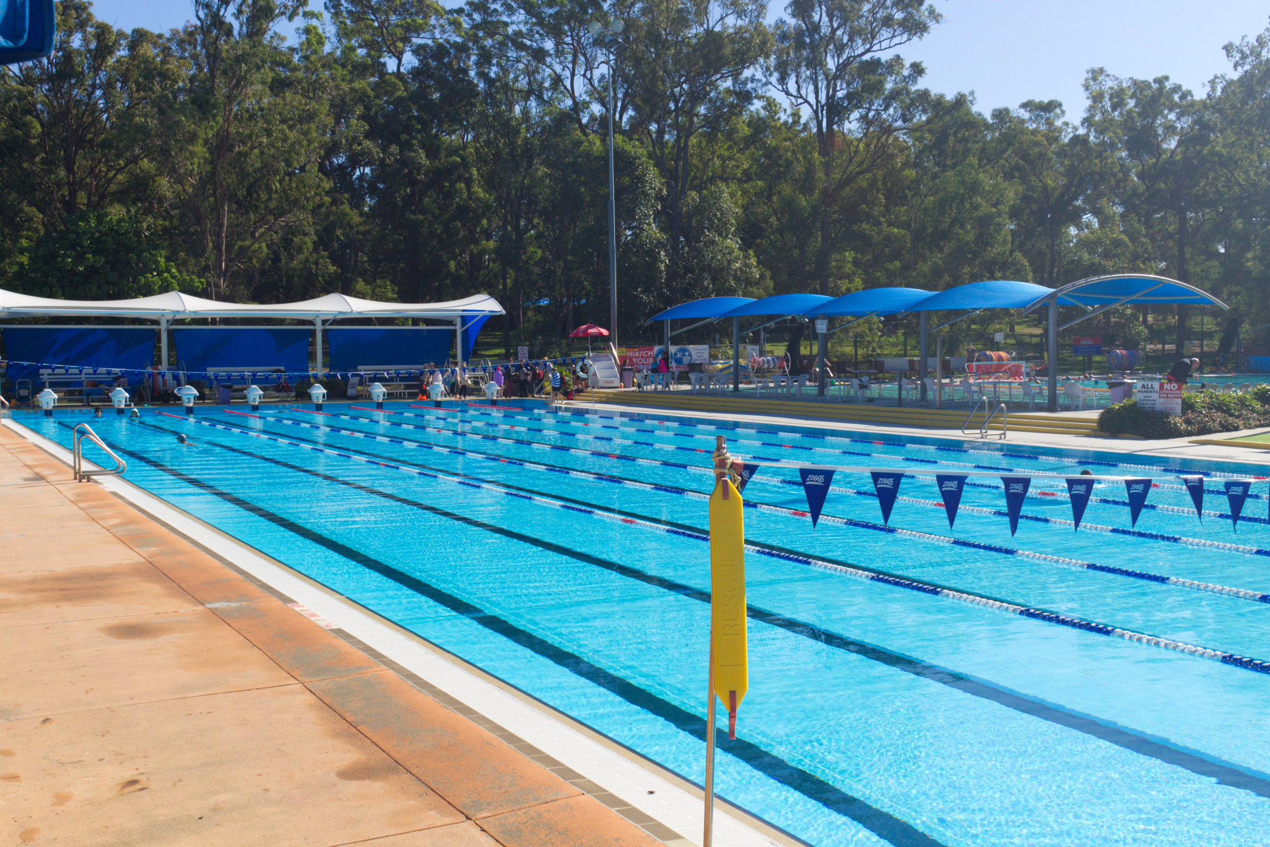 Yeronga Park Swimming Pool