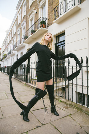 Gemma Cowling does London