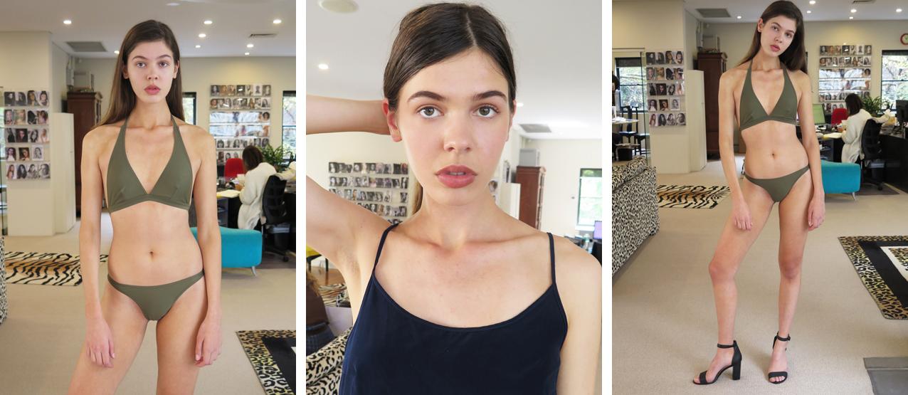 Joanna Oud at AZALEA Models